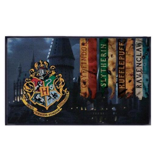Alfombra de la escuela Hogwarts Harry Potter