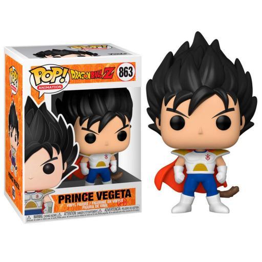 FUNKO  POP 863  Dragon Ball Z S8 Child Vegeta