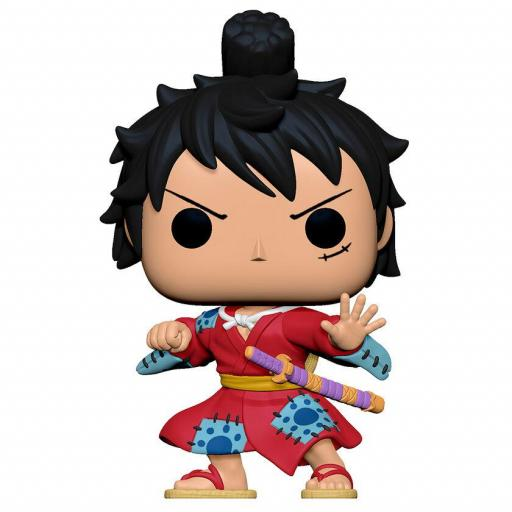 FUNKO POP  921 One Piece Luffy in Kimono