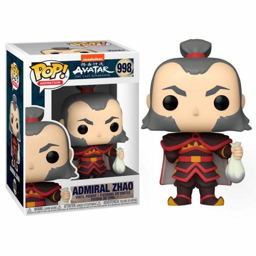 funko POP Avatar Admiral Zhao