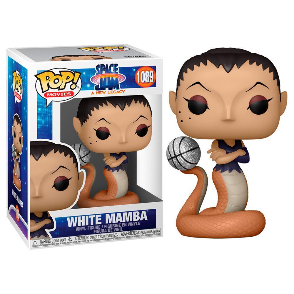 Funko pop 1089 White Mamba  Space Jams 2