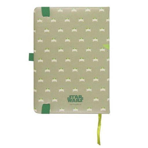 Libreta cuaderno Grogu  [1]