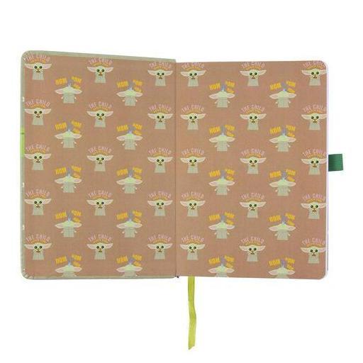 Libreta cuaderno Grogu  [2]