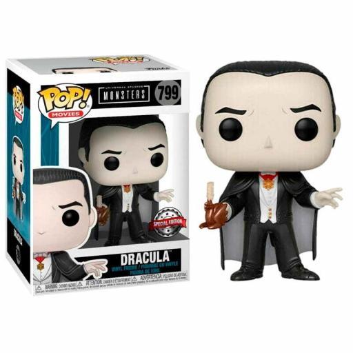 FUNKO POP  799 Universal Monsters Dracula Exclusive