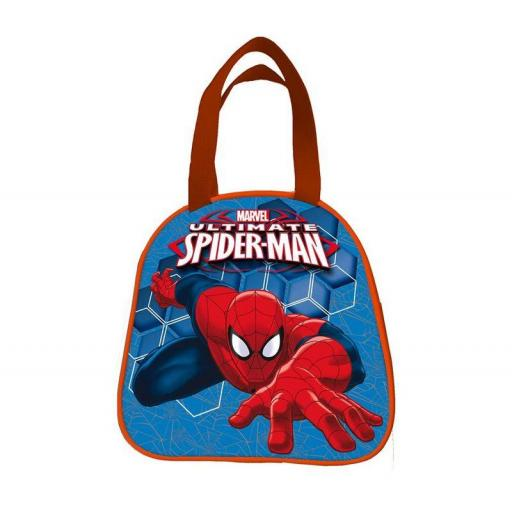 Portameriendas Spiderman Marvel Ultimate