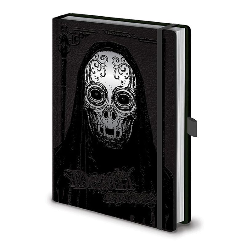 Cuaderno A5 Harry Potter Mortífagos