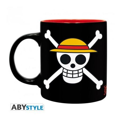 Taza de One piece  de Luffy
