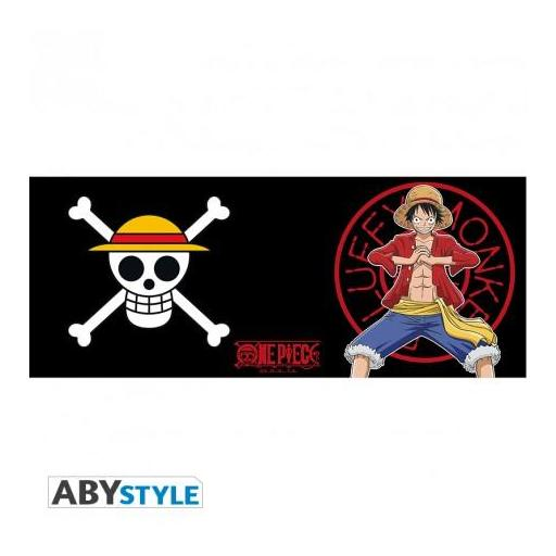 Taza de One piece  de Luffy [2]