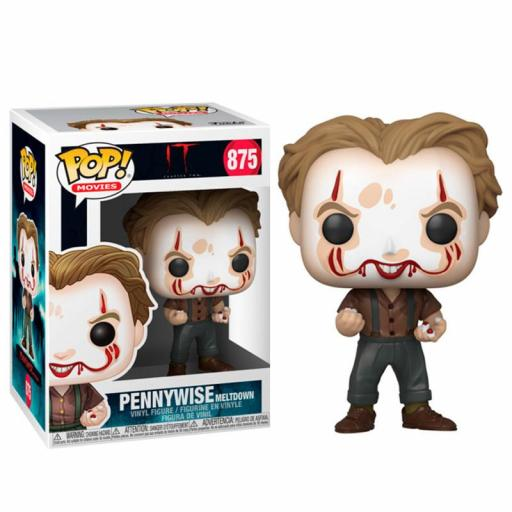 Figura POP IT 2 Pennywise Meltdown