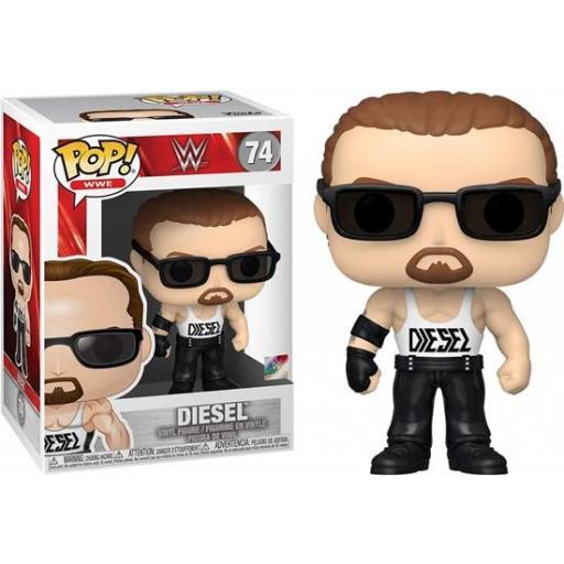 Funko pop 74 Diesel de la WWE