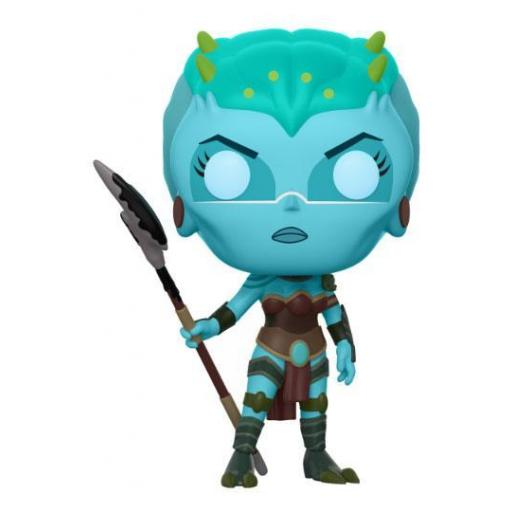 Funko pop Rick y Morty POP! Animation Vinyl Figura Kiara 9 cm