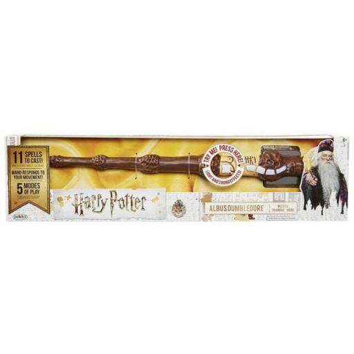 Harry Potter Varita de Combate con Infrarojo Exclusive Wave Dumbledore 38 cm