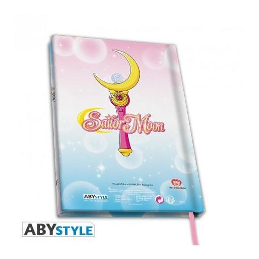 Libreta A5 en tapa dura de Sailor Moon [1]
