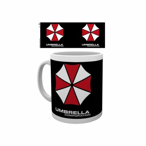 Taza logo de Resident Evil
