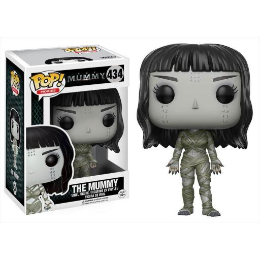 Funko pop La Momia (2017) The Mummy 9 cm