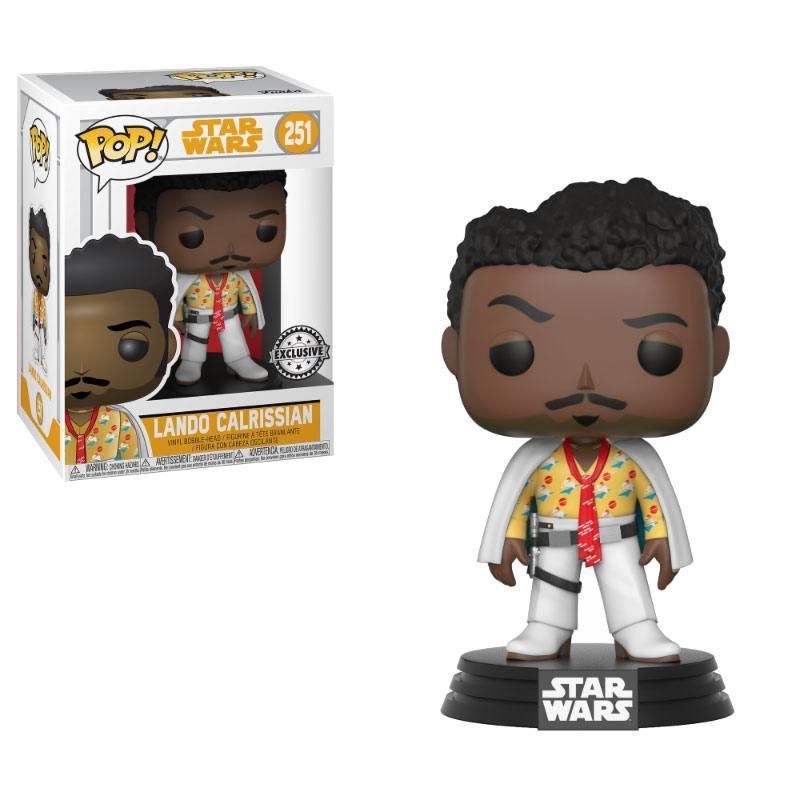 Funko pop  Lando exclusive  9 cm Star Wars