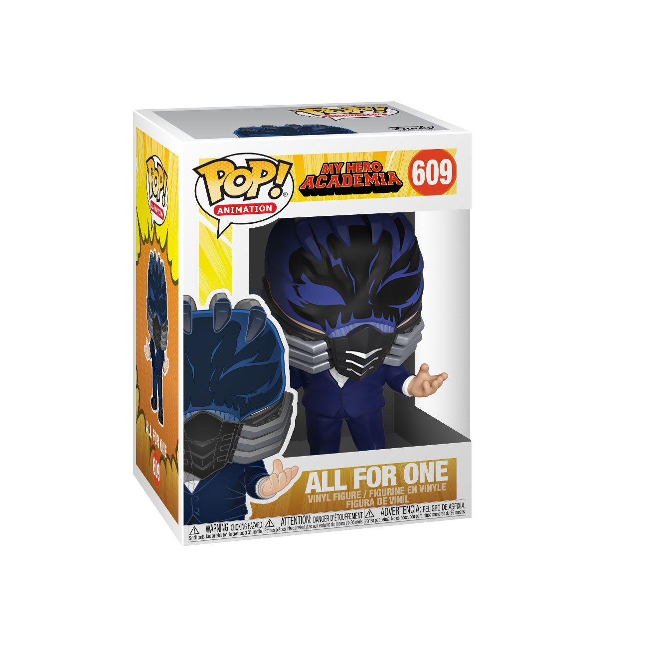 funko pop  609  All For One