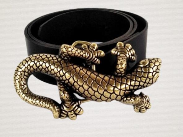 Cinturón Salamandra