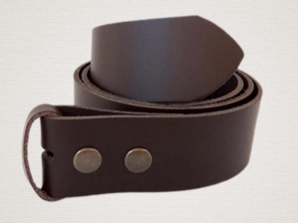 Cinturón Cuero Serpiente  [2]