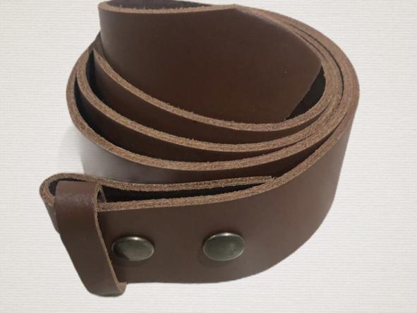 Cinturón Cuero Serpiente  [3]