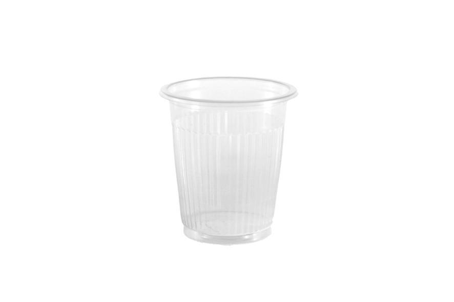 Vasos de plástico PP 100 c.c. 4200 unidades