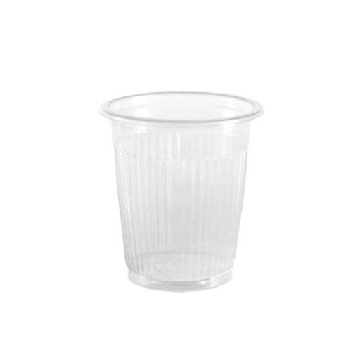 Vasos de plástico PP 100 c.c. 4200 unidades [0]