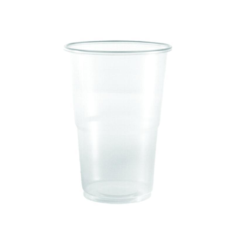 Vasos de plástico PP 500 c.c. 1000 unidades