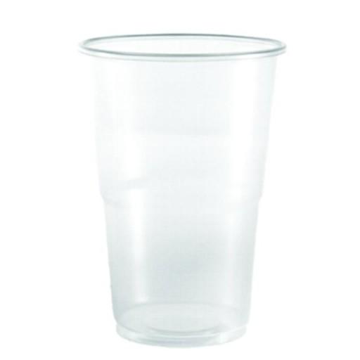 Vasos de plástico PP 500 c.c. 1000 unidades [0]