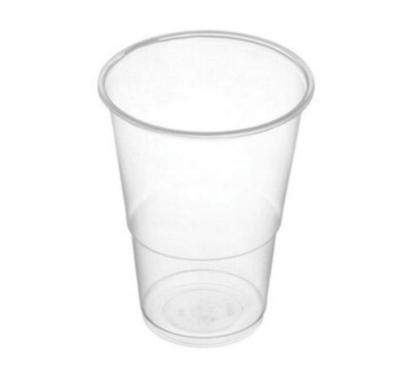 Vasos de plástico PP litro 500 unidades