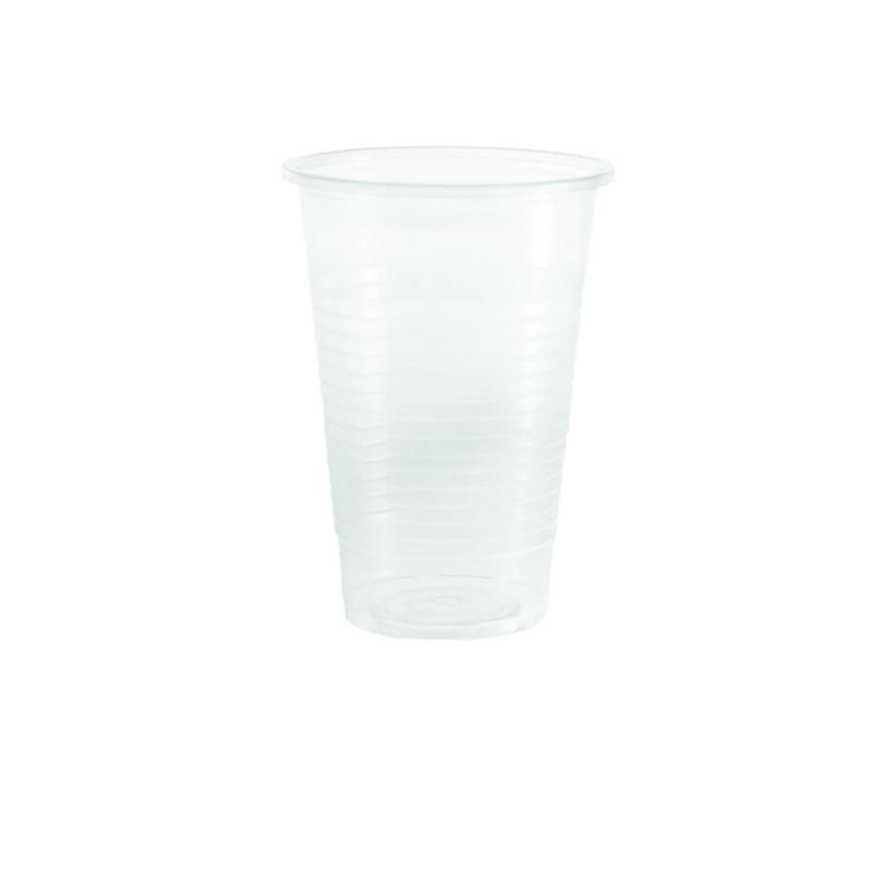 Vasos de plástico PP 200 c.c. 3000 unidades