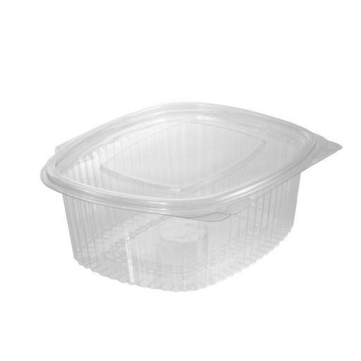 Envase bisagra oval 750ml 500 unidades [0]