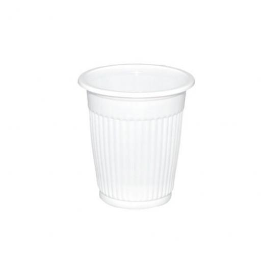 Vasos de plástico PP 100 c.c. 4200 unidades [1]
