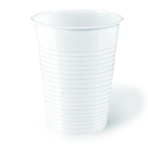 Vasos de plástico PP 200 c.c. 3000 unidades [0]