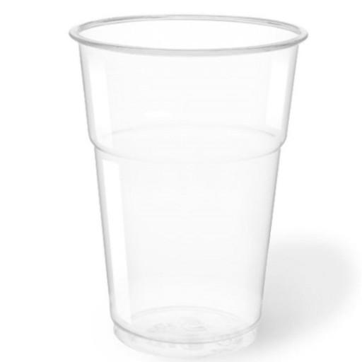 Vaso compostable 400ml 1000 unidades