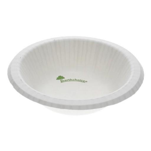 Bowl compostable 350ml. 750 uni.