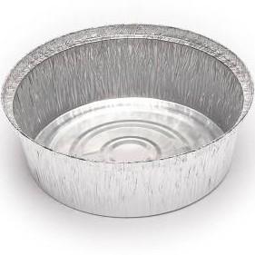 Envase aluminio pollo 1400ml. 500 uni.