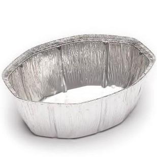 Envase aluminio pollo 2600ml. 500 uni.