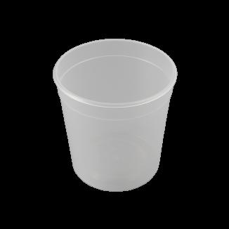 Tarrina reutilizable 1000 ml. 300 uni.