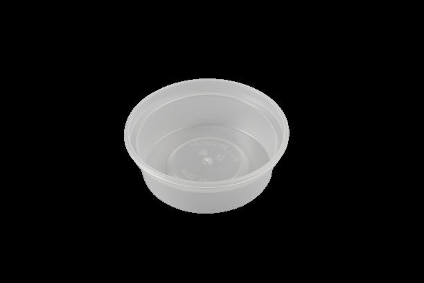 Tarrina reutilizable 250 ml. 600 uni.