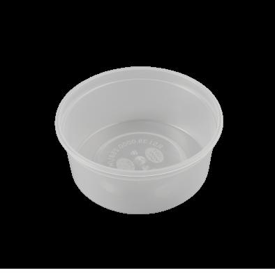 Tarrina reutilizable 370 ml. 600 uni.