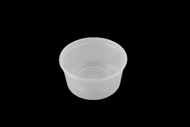 Tarrina reutilizable 450 ml. 600 uni.