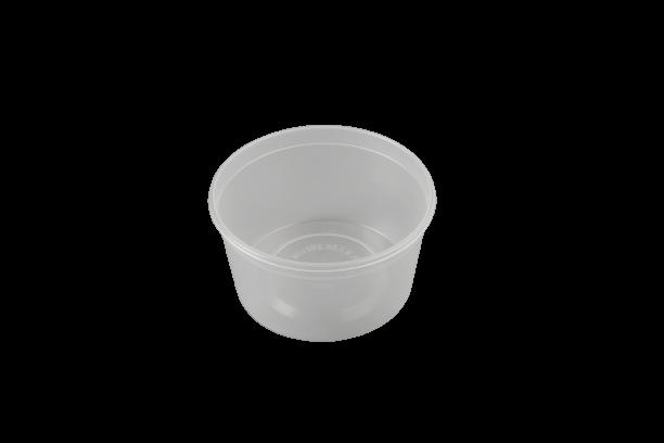 Tarrina reutilizable 500 ml. 600 uni.