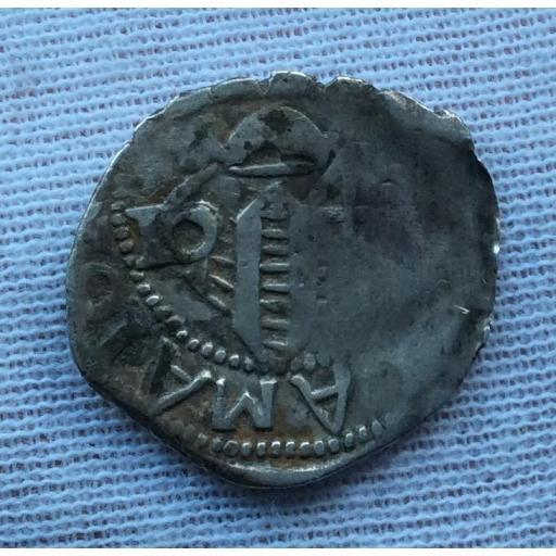 1 REAL PLATA 1649 - VALENCIA - FELIPE IV
