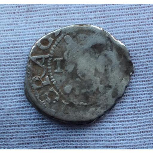 1 REAL PLATA 1649 - VALENCIA - FELIPE IV  [1]