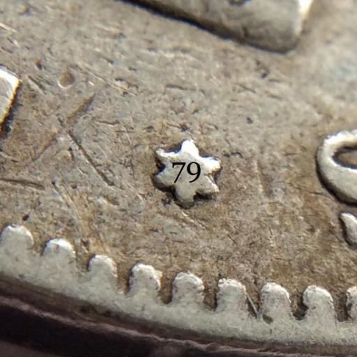 5 PESETAS 1881 *18 *79 - ALFONSO XII - VARIANTE MUY ESCASA  [3]