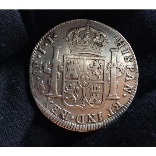 8 REALES 1821 - MÉXICO - FERNANDO VII [1]