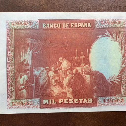 1000 PESETAS 1928 - SIN CIRCULAR- - SAN FERNANDO  [1]