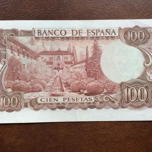 100 PESETAS 1970  [1]
