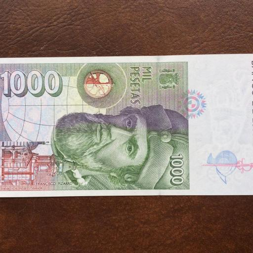 1000 PESETAS 1992 - SIN CIRCULAR [1]