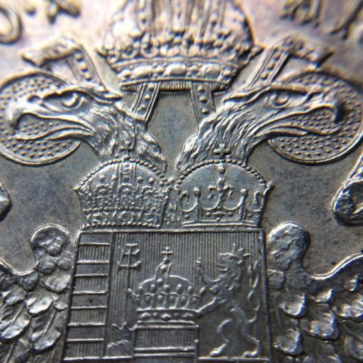 1 TALER DE PLATA DE 1780 - MARIA TERESA DE AUSTRIA - SIN CIRCULAR [2]